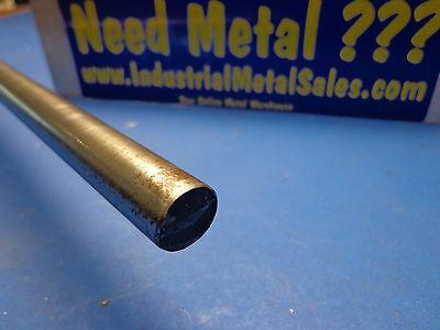 58 Diameter X 24-long C1018 Steel Round Bar--.625 Diameter 1018 Steel Rod