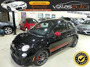 2013 Fiat 500 Abarth ABARTH| PANO RF|LTHR| BEATS BY DRE|5SPD