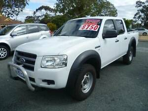 2007 FORD PJ RANGER XL HI RIDER DUAL CAB   SAFETY PACK 07 UPGRADE Katanning Pallinup Area Preview