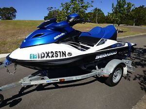 JET SKI-2010 SEADOO WITH TRAILER Hallidays Point Greater Taree Area Preview
