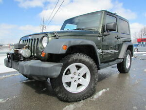 2007 Jeep Wrangler 4WD 2dr X CRUISE MAGS!!!