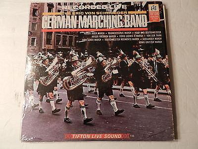 - The Eric Von Schroeder German Marching Band  Tifton Live Sound LP