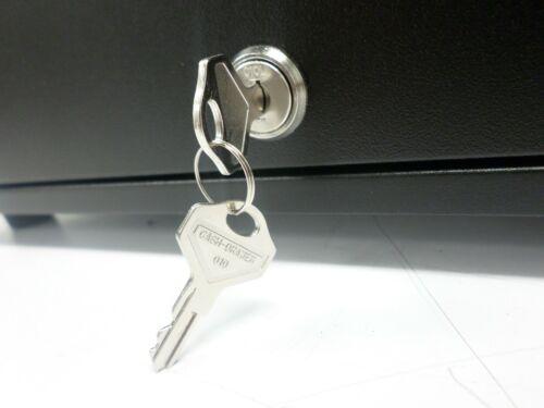 Star Micronics Cash Drawer Smd2-1317bk44 Black4 Bill / 4 Coin With Key