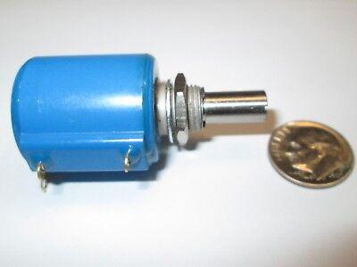 Bourns 3500s-110-503 50k Ohm 10-turn 2w Wire Wound Potentiometer Refurbished