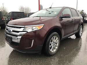 2012 Ford Edge Limited - ALLOY WHEELS, NAVI, LEATHER, PUSH START