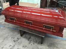 Timber casket Zetland Inner Sydney Preview