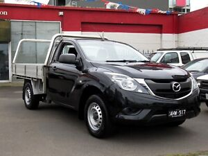 2016 Mazda BT-50 XT Tray *** LOW KMS *** $19,990 DRIVE AWAY Footscray Maribyrnong Area Preview