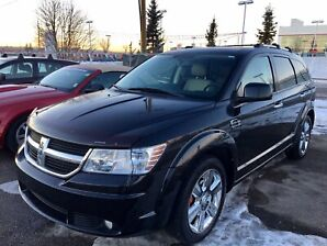 Dodge Journey R/T loaded 2010 - 7 seats- Accident free