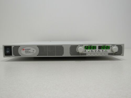 Agilent Keysight N5744A DC System Power Supply, 20V, 38A, 760W