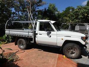 1994 Toyota LandCruiser Trayback Utility Mooroobool Cairns City Preview