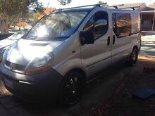 2006 Renault Trafic TD Gordon Tuggeranong Preview