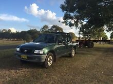2001 Holden rodeo dual can Glendon Brook Singleton Area Preview