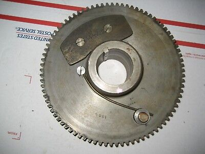 Hendey Lathebull Gears Or Face Gear From A Vintage Hendey Lathe