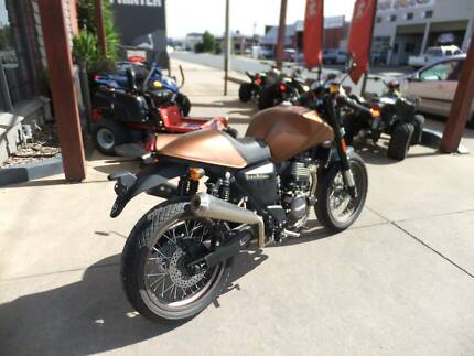 SWM Gran Milano Motorcycle (Save $800) ONCE ONLY