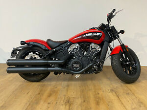 Indian SCOUT BOBBER ICON 2021 - Finanzierung 2.99%