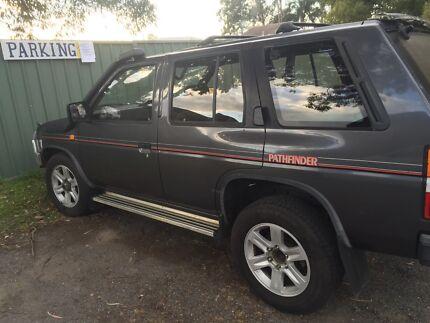 92' Nissan Pathfinder Terrano 4wd Weston Cessnock Area Preview