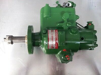 John Deere 4020 Stanadyne Roosa Diesel Fuel Injection Pump Weight Cage Upgrade