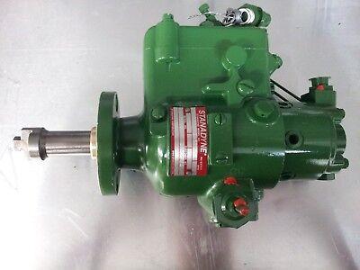 John Deere 4020 Stanadyne Roosa Diesel Fuel Injection Pump Weight Cage Upgrade