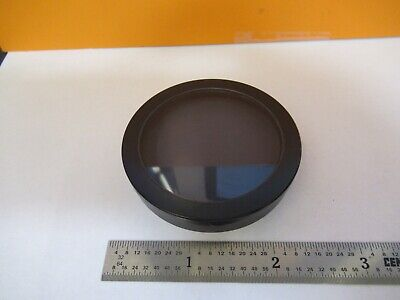 Zeiss Germany Stereo Polarizer Lens Microscope Part Optics As Pictured 3k-a-70