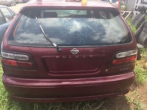 Nissan Pulsar SSS N15  Tailgate complete Greenacre Bankstown Area Preview