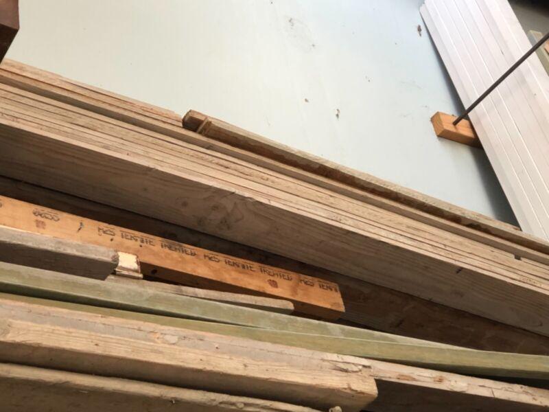 Oregon Timber Planks   Building Materials   Gumtree