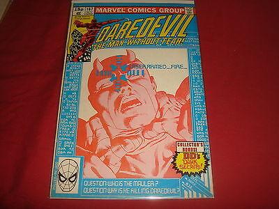 DAREDEVIL #167  Frank Miller   Marvel Comics 1980  VF-