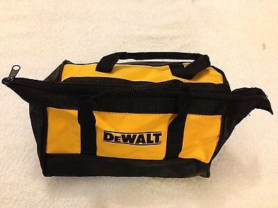 "New Dewalt Heavy Duty  Ballistic Nylon Tool Bag 11"" for DCD760 DCF826 DC825"