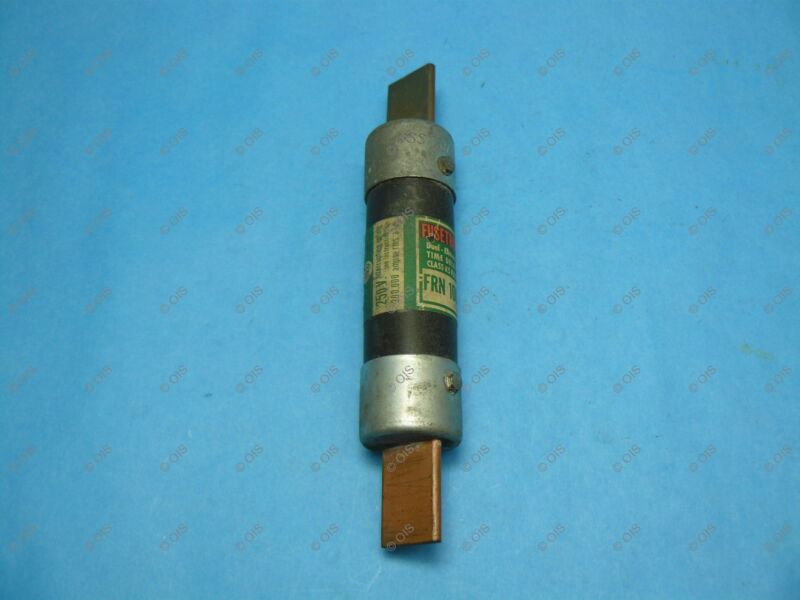 Bussmann FRN-100 Time-delay Fuse Class K5 100 Amps 250 VAC/125 VDC Tested