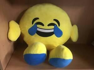 Laughter Emoji Plush Toy Preston Darebin Area Preview