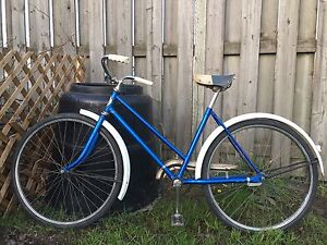 Vintage collectors bicycle by Good Year