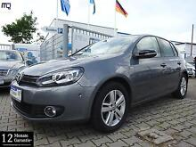 Volkswagen Golf VI Match BlueMotion 1.Hand Leder Xenon