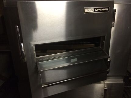 Lincoln conveyor ovens Burwood Burwood Area Preview