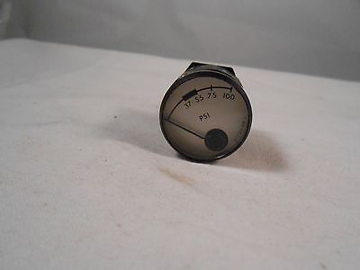 10-18 Pressure Gauge 0-100 Psi  New Old Stock