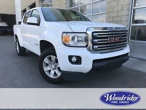 2015 GMC Canyon SLE NO, ACCIDENTS, REVERSE CAMERA, SATELLITE...