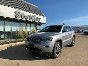 2018 Jeep Grand Cherokee Limited! LUXURY GROUP II! LOW KM'S!