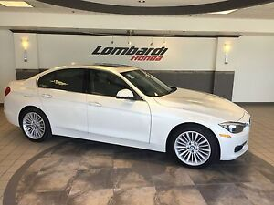 BMW 3 Series Berline 4 portes 320i xDrive, Traction intégrale