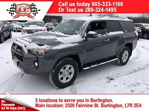 2016 Toyota 4Runner SR5, Navigation, Leather, 3rd Row, 4x4, 56,0