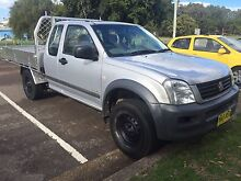 2003 Holden Rodeo Trayback 3.5 V6 Mayfield West Newcastle Area Preview