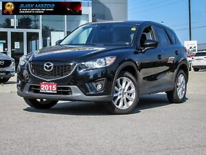 2015 MAZDA CX-5 GT | LOADED | INCLUDES FREE SNOW BLOWER!