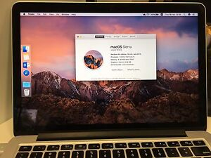 MacBook Pro Retina 13 inch Late 2013 Model i5 2.6 Ghz/8G/512 GB SSD Chatswood Willoughby Area Preview