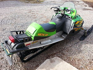 2004 arctic cat f7 efi ext edition