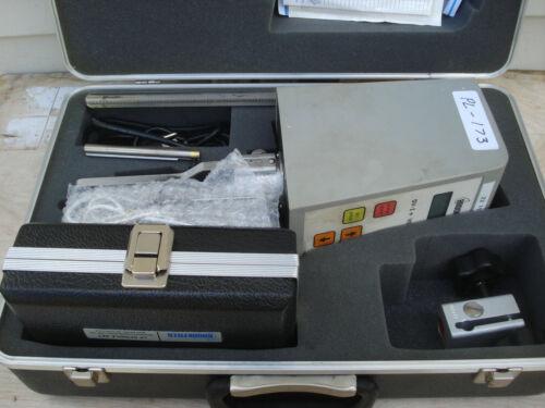 Brookfield DV-I  Digital Viscometer LVDV1T115 w/ Spindle Set + Temp Probe +Case