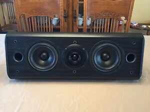 "Jamo Center Channel Speaker - 7.2 ""Reduced!!"""