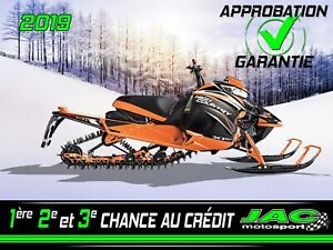 2019 Arctic Cat XF High Country 8000 141 x 2.25 Défiez nos prix