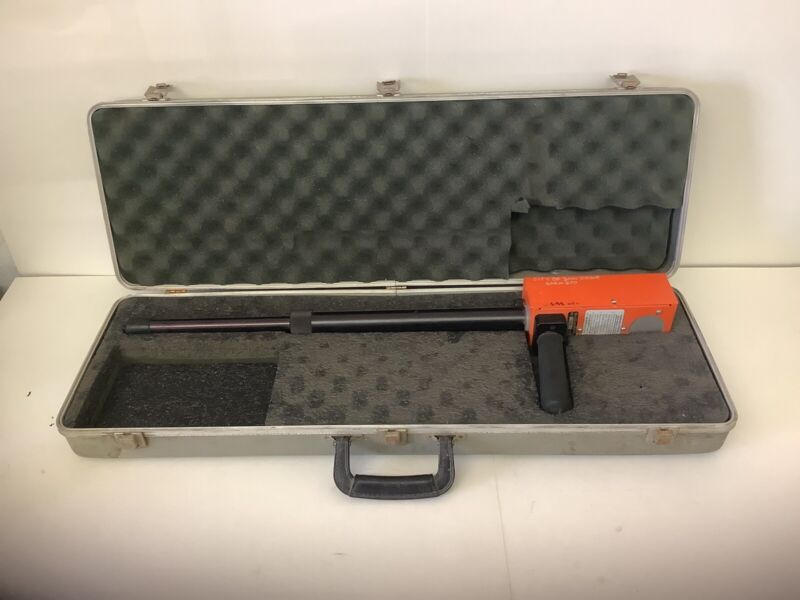 HeathTech Ferro Pointer LS-300 Meter Box Locator Probe w/ Case