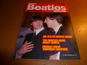 BEATLES-BOOK-MONTHLY-Magazine-April-1989-156-Paul-McCartney-John-Lennon