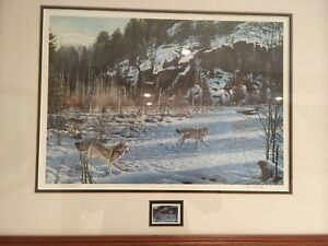 Estate Sale-Paul Rankin Signed Limited Edition