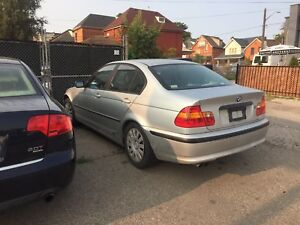 2002/2005 bmw 320 parting out