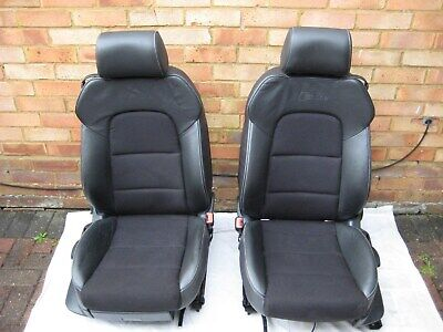 Audi A3 S-Line Half Leather Seats 2008 (Convertible)