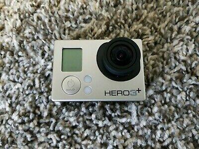 Go Pro Hero 3 plus silver